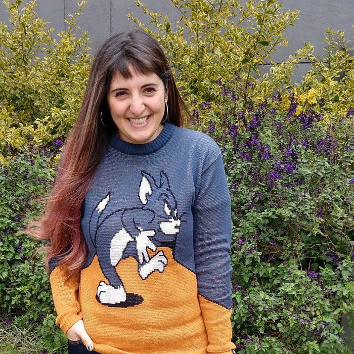 Emilia Alegre – Senior UX Writer (Argentina)