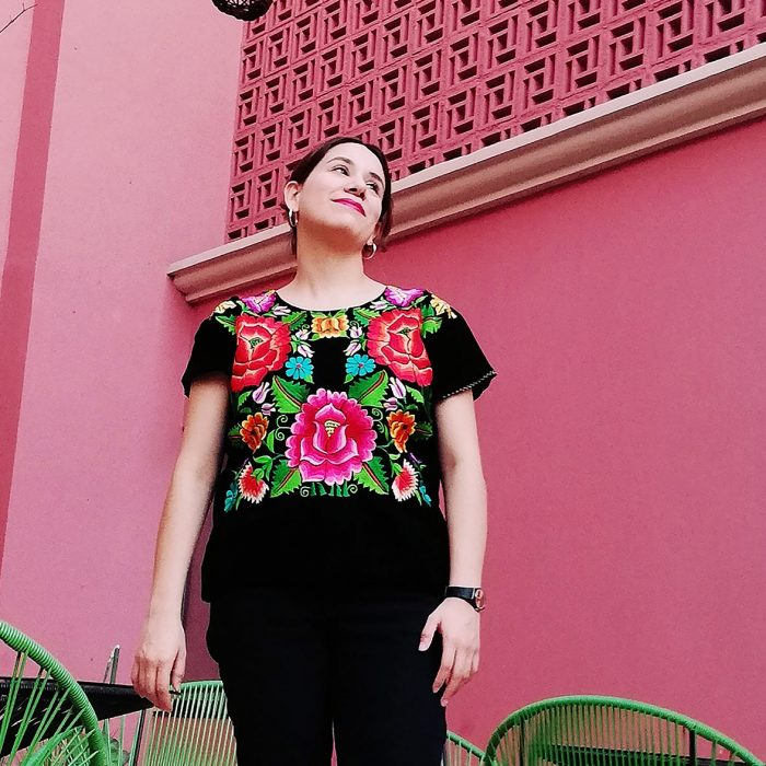 Pilar Henrietta Flores Espejel – Branding Designer  (México)