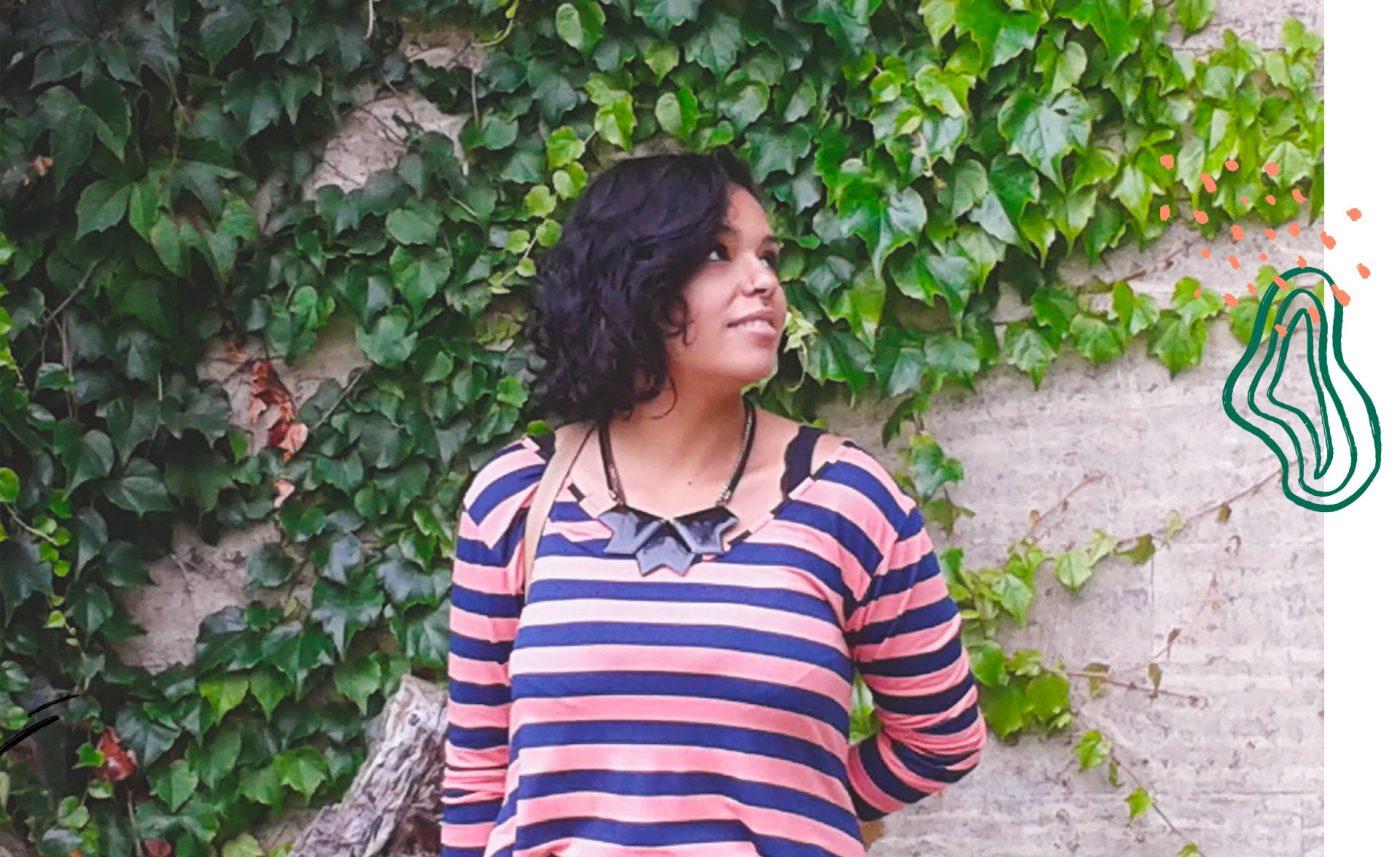 Renata Gomes  – Diseñadora Gráfica (Brasil)