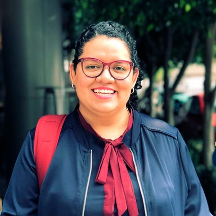 Nadia Aide García Heredia, CEO e instructora de UX/UI (México)